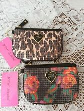 Betsey Johnson sequins wallet(Price for one wristlet)