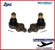 Beck Arnley Lower Ball Joint SET For 96-04 Niss Pathfinder 97-03 Inf QX4 K90662