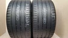 2 Tire 325 30 21 Michelin Pilot Super Sport