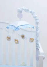 Sweet Dream Moon Star Teddy Bear Musical Mobile By OptimaBaby