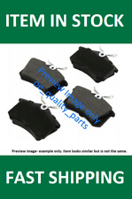 Brake Pads Set Front 2017 SIFF