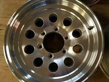 15 X 6 ALUMINUM MOD 6x5.5  TRAILER / RV WHEEL -Hi SPEC  LOW $