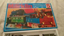 More details for marklin ho 3 rail 2920  train set & track it is in good condition all complete