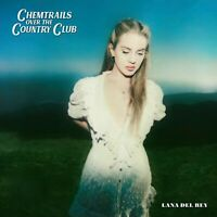 LANA DEL REY - Chemtrails Over The Country Club - CD - 356-4147 - 2021 - Pop