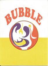 (CLUB FLYER) 1993 BUBBLE @ IPSWICH
