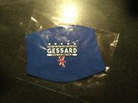 NEW Glasgow Rangers Football Club Stevie Gerrard Cop To Copland Rd 55 Face Mask