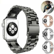 Metal Stainless Steel Watch Band Strap For iWatch Apple Watch Series 5/4/3/2/1