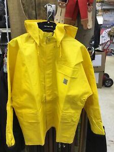 Carhartt 100100-701 Surrey PVC Rain Coat