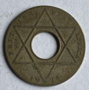 British West Africa 1/10 Penny 1925 (KM#7)