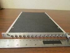Joerger CAMAC Crate Plugin Scaler Model S12