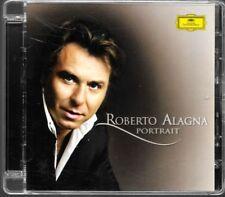 CD ALBUM  / ROBERTO ALAGNA - PORTRAIT / COMME NEUF