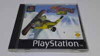 Cool Boarders 2  for Sony PlayStation 1 PS1 Console 1998 Complete Retro Game
