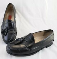Cole Haan City Pinch Tassel Loafer 3506 Black Size 10.5 D  C19