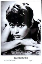 Beautiful Actress BRIGITTE BARDOT 72/71 Swiftsure 2000 Postcard GREAT QUALITY