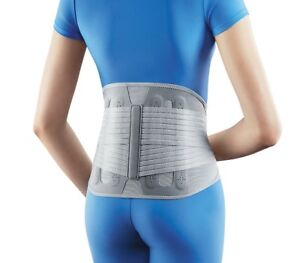 "Lumbar Back Support - Muscle Pain Thoracic Instability Limb Numbness 9.5"" Height"