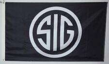 SIG Sauer Germany Gun Firearm Garage Flag Banner 3X5ft