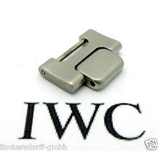 IWC TITAN ELEMENT 18MM für INGENIEUR AMG CHRONO - VERLÄNGERUNG um 10 mm
