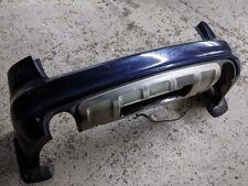 AUDI ALLROAD C6 REAR BUMPER DARK BLUE