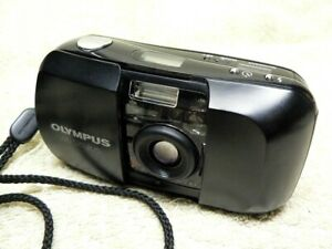 Olympus Infinity STYLUS 35mmFILM  Point & Shoot Compact Camera. Tested Working