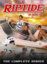 Riptide Complete Classic 1980 TV Series Perry King Joe Penny DVD Set Collection