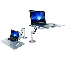 Ergotron 24-408-227 WorkFit-P Sit-Stand Workstation