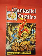FANTASTICI QUATTRO -N° 126 a -R- prima SERIE 1°- DEL 1976 - EDIZIONI CORNO
