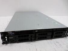Dell Poweredge 2850 2 x Intel Xeon 2.8GHz CPUs 4 GB DDR2 with 2 x 146GB HDD EM3