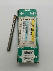 Heller Concrete Drill Bits 5pcs 12x90x150mm