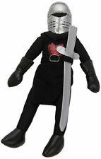 """Toy Vault Monty Python Black Knight 14"""" Plush NEW, FREE SHIPPING!"""