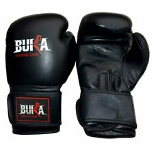BUKA Synthetic Leather Boxing Glove Thai Training Punching Bag Sparring Gloves