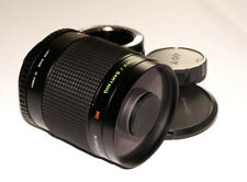 EXC! Samyang Mirror Reflex 500mm f/8 Manual Focus lens Contax Yashica C/Y mount