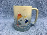 OTAGIRI Power Sailing Race Small Coffee Cup Japan VINTAGE