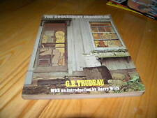 1975 The Doonesbury Chronicles by G.B. Trudeau Used Pb Comic Strip Book