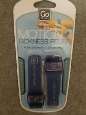 NWT Accustrap Motion Sickness Band - Non Drowsy, Drug Free Alternative
