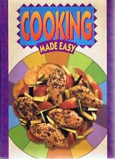 Cooking Made Easy - Landoll, Inc., 1996 hardcover FIRST EDITION, NEW