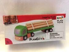 PlanToys Logging Truck