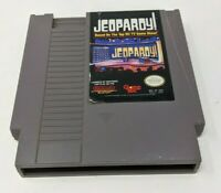 Nintendo Jeopardy! (NES, Game Tek, 1985) *Game cartridge only