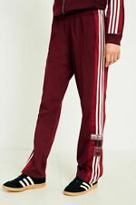 Adidas Originals 3 Stripe Adibreak Tracksuit Pants Trousers Joggers Size 10 NEW
