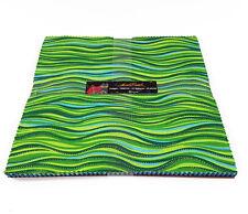 """Laurel Burch TWILIGHT Precut 10"""" Square Layer Cake (42 Pieces) Quilt Fabric"""