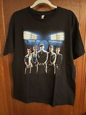 2013 New Kids On The Block Concert T-Shirt The Package Tour Large
