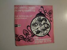 "STRAWBERRY ALARM CLOCK: Incense And Peppermints-Spain 7"" 67 Stateside E.M.I. PSL"