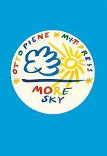 Fachbuch Otto Piene More Sky Buch zur Ausstellung in Berlin Neue Nationalgalerie