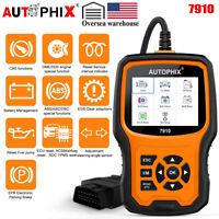 Autophix 7910 For BMW OBD2 Diagnostic Scanner Oil EPB SAS Airbag TPMS Reset Tool