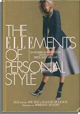 The ELLEments of Personal Style - 25 Fashion Icons on How to Dress, Shop, Live