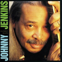 Johnny Jenkins - Blessed Blues (2017)  CD  NEW/SEALED  SPEEDYPOST