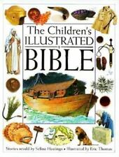 The Children's Illustrated Bible by Selina Hastings (1996, Hardcover)