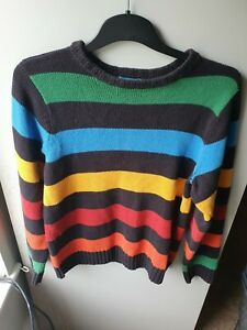 The Childrens Place Striped Jumper Age 10-12