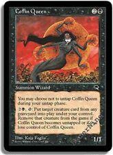 4 PLAYED Coffin Queen - Black Tempest Mtg Magic Rare 4x x4