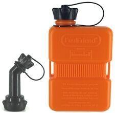 FuelFriend®-PLUS 1,0 Liter - Sonderserie ORANGE + Füllrohr verschließbar