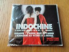 MAXI CD INDOCHINE RARE - LE GRAND SECRET - 6 TITRES - 2002 NEUF BLISTER